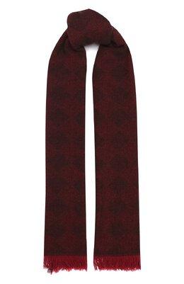Кашемировый шарф Luciano Barbera 124235/59015