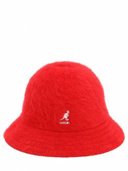 """Шляпа Из Ангорской Шерсти """"furgora"""" Kangol 72IWP8003-U0NBUkxFVA2"""