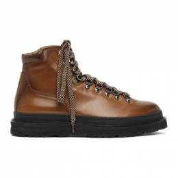 Dunhill Brown Traverse Boots DU20R1512M1