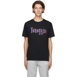 Hugo Black Dontrol T-Shirt 50432744