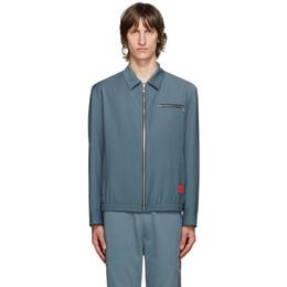 Hugo Grey Regular Fit Wool Jacket 50431799