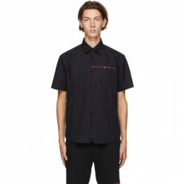 Hugo Black Ermino Short Sleeve Shirt 50431922