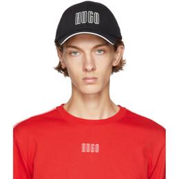 Hugo Black Men-X 567-4 Cap 50431807