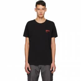 Affix Black Standardized Logo T-Shirt AW20TS08