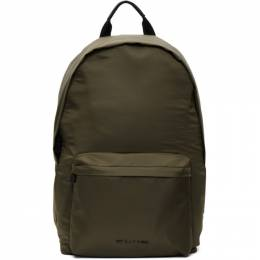 1017 Alyx 9Sm Green Fuoripista Backpack AAUBA0016FA04.F20