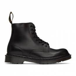 Dr. Martens Black Made In England Rixon Boots R25304001