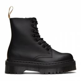 Dr. Martens Black Vegan Jadon 2 Mono Platform Boots R25310001
