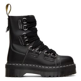 Dr. Martens Black Jadon XL Quad Retro Boots R25312001