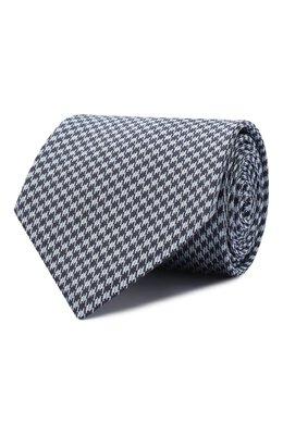 Шелковый галстук Brioni 062H00/09462