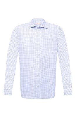 Хлопковая сорочка Luciano Barbera 155429/73253