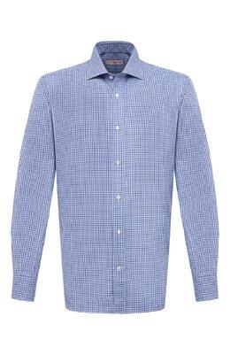 Хлопковая сорочка Luciano Barbera 155429/73214