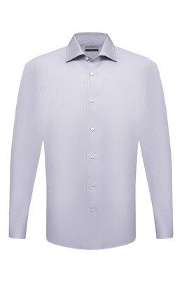 Хлопковая сорочка Canali XX18/GX02030
