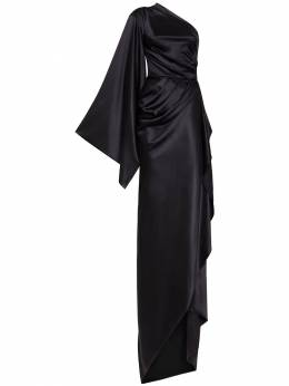 Платье Из Шелкового Атласа Redemption 72I52Y010-OTk50