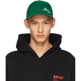 Affix Green Foley Sequence Cap AW20ACC05