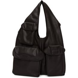 Lemaire Brown Reporter Bag X 203 BG268 LL137