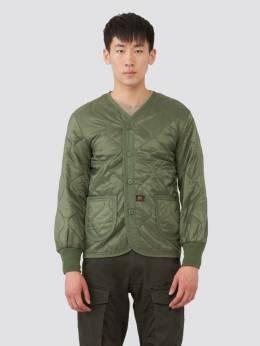 Куртка мужская Alpha Industries модель MJL48000C1_sage 4223563