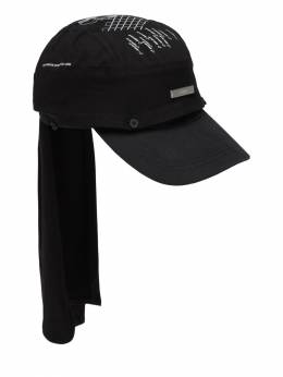 Two-in-one Durag Cap C2H4 72IY01020-QkxBQ0s1