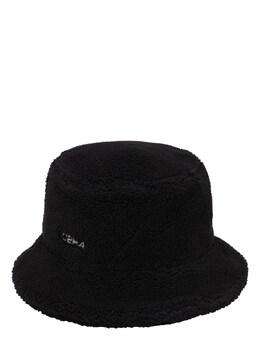 Logo Fleece Bucket Hat C2H4 72IY01016-QkxBQ0s1