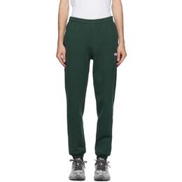 Vetements Green Polizei Lounge Pants MAH21TR638