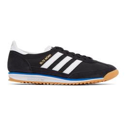 Noah Nyc Black adidas Originals Edition SL72 Low-Top Sneaker FW7857