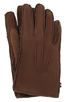 Замшевые перчатки Bally M9P0031L-4S034/577