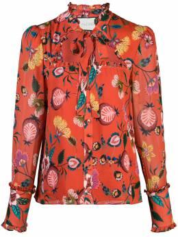 Alexis топ Elodie с цветочным принтом A31901055515