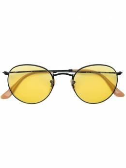 Ray Ban солнцезащитные очки в круглой оправе с фотохромными линзами RB34479066