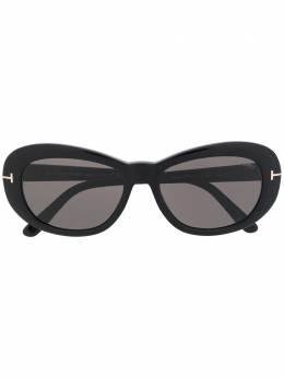 Tom Ford Eyewear солнцезащитные очки Elodie FT0819