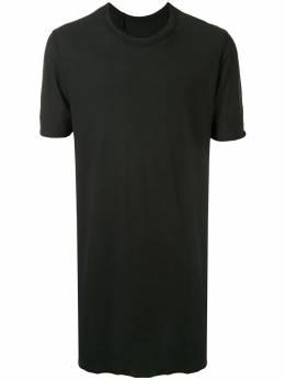 Boris Bidjan Saberi длинная футболка с короткими рукавами TS1RFAFOJ00003