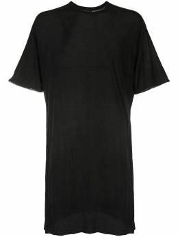 Boris Bidjan Saberi длинная футболка с короткими рукавами ONETSFTT00001