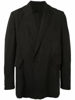 Julius однобортный пиджак 707JAM1