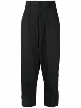 Julius укороченные брюки с низким шаговым швом 707PAM3