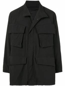 Julius куртка с карманами карго 707BLM1