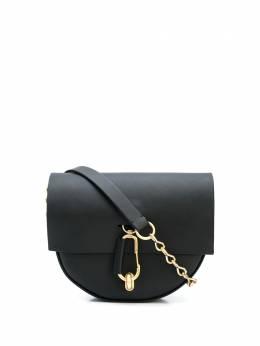 Zac Zac Posen сумка-сэтчел с пряжкой 29ZP6637001