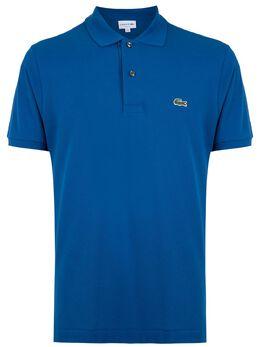 Lacoste рубашка поло с вышитым логотипом L121221