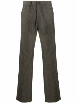 Dolce&Gabbana Pre-Owned прямые брюки 1990-х годов DO280GA