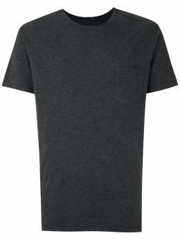 Osklen футболка Supersoft Pocket 52365