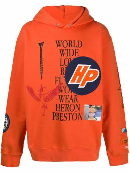 Heron Preston худи с логотипом HMBB011F20JER0012210
