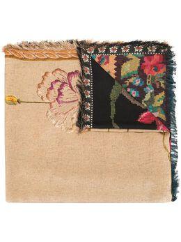 Pierre-louis Mascia шарф Aloeuw с цветочным принтом ALOEUWSW135X195S4500414