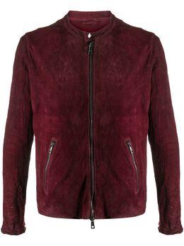 Giorgio Brato куртка с воротником-стойкой GU21F9692