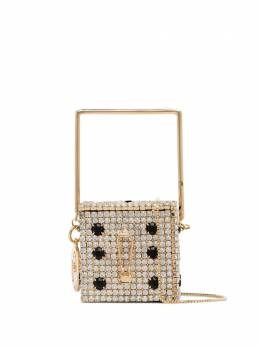 Rosantica декорированная мини-сумка Smorfia B284ORD