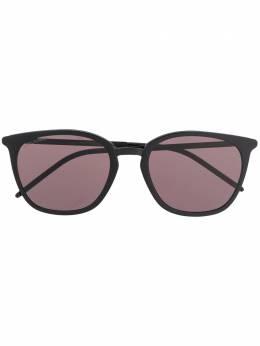 Saint Laurent Eyewear солнцезащитные очки в круглой оправе 635960Y9903