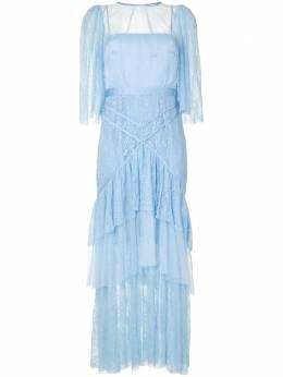 Alice Mccall платье макси Love Craft AMD32135DOVE