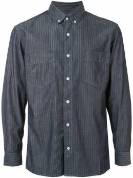 Cerruti 1881 полосатая рубашка с длинными рукавами C4065EIK103C