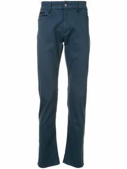 Gieves & Hawkes прямые брюки G4064E101037