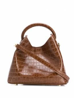 Elleme сумка на плечо Baozi с тиснением под кожу крокодила BAOZI