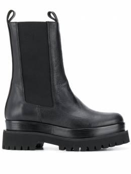 Paloma Barcelo ботинки на платформе с круглым носком 0343ICA