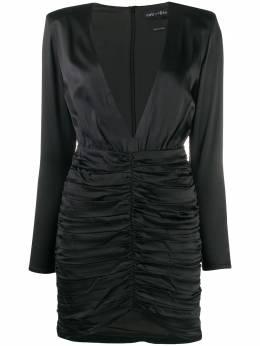 Retrofete платье мини со сборками PF202858