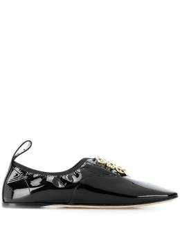 Loewe туфли Soft Derby на шнуровке L815S02X02