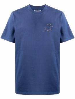 Casablanca футболка с принтом Pisces MTS001
